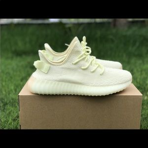 Yeezy Shoes - Butter yeezy 350 boost